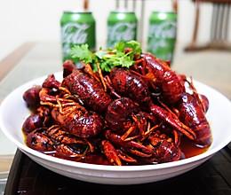 麻辣小龙虾#青春食堂#的做法
