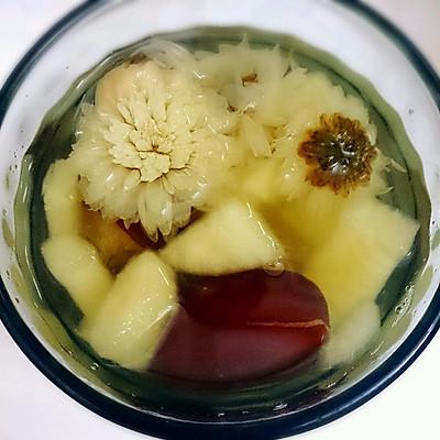 红枣苹果茶