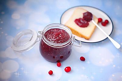 蔓越莓果酱#百变莓小姐#