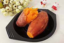 电饭煲蒸红薯的做法