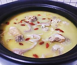 浓郁鲜美的养胃汤——胡椒猪肚鸡(家庭版)的做法