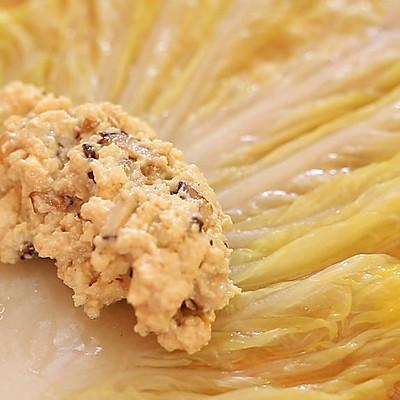 迷迭香:白菜豆腐卷的做法 步骤10