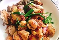 葱姜蒜焗鸡的做法