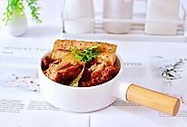 #花10分钟,做一道菜!#筒骨炖铁杆山药的做法