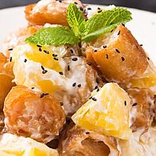 油条跟虾绝妙组合,广东人真会吃!