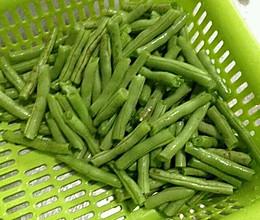 四季豆的做法
