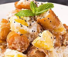 油条跟虾绝妙组合,广东人真会吃!的做法