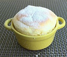 香草舒芙蕾(格兰仕立式烤箱试用报告2)的做法