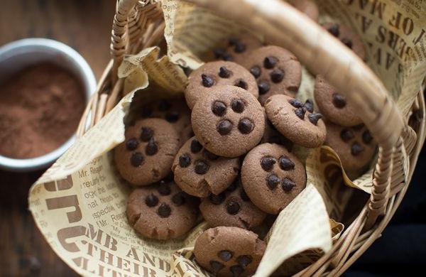 双重美味的巧克力曲奇饼#长帝烘焙节华北赛区#