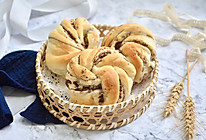 豆沙面包的做法