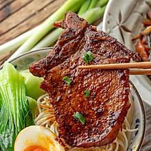 #硬核家常菜#上海葱烤大排|酥嫩下饭