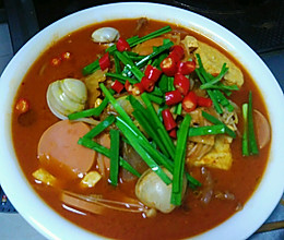 韩国料理大酱汤的做法
