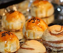 蛋黄酥超详细做法介绍( ^ω^ )含鲜鸭蛋烤制方法的做法
