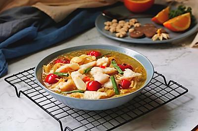 酸菜巴沙鱼片#KitchenAid的美食故事#