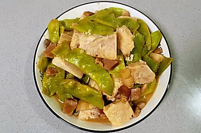 【孕妇】油豆角烧芋头,香芋细腻香糯,豆角鲜美可口,百吃不厌~