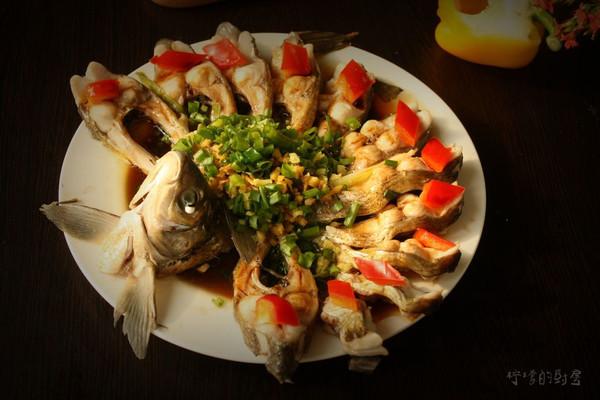 江西年夜饭必备---开屏武昌鱼的做法
