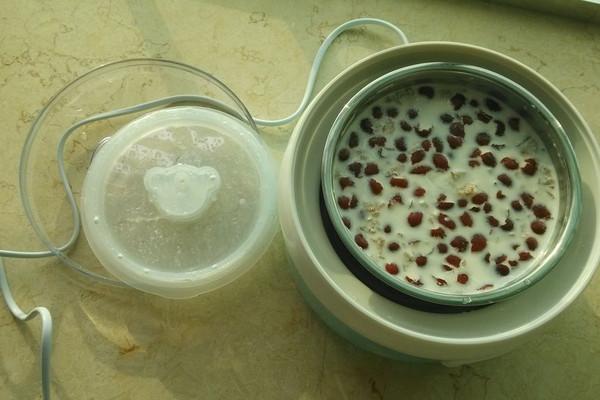 红枣酸奶的做法