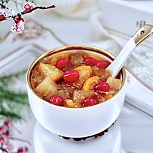 #福气年夜菜#苹果金桔银耳羹