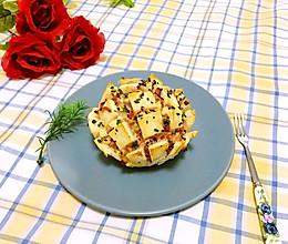 #餐桌上的春日限定#烤芝士馒头的做法