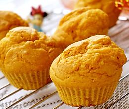 #爱好组-低筋# 无油芒果小蛋糕的做法