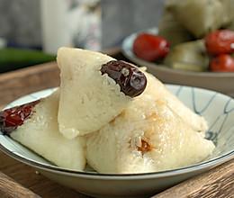 传统大红枣粽子的做法