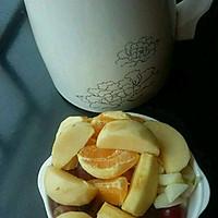 葡萄、橙子、雪梨,苹果汁#一机多能 一席饪选#的做法图解3