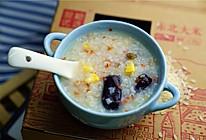 胚芽米甜粥的做法