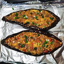 烤箱版烤茄子