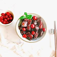 """蔓越莓秘制红烧肉#""""莓""""好春光日志#"""
