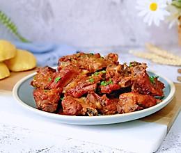 铁锅炖排骨#快手又营养,我家冬日必备的菜品#的做法
