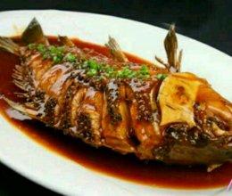 年夜饭必备(红烧鱼)的做法