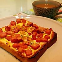 快手早餐面包,高端大气上档次的做法图解5