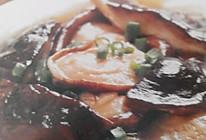 油焖花菇的做法