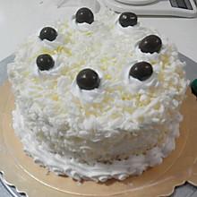 柠檬戚风蛋糕#寻人启示#