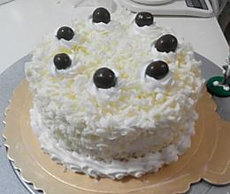 柠檬戚风蛋糕#寻人启示#的做法