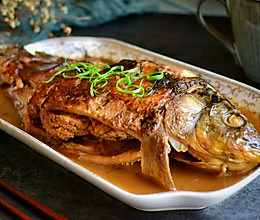 家常炖鱼的做法