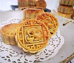一年一度月饼季,75g广式月饼的做法