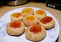 柚子酱饼干的做法