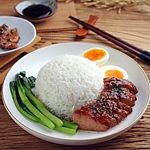 好吃的叉烧饭在家轻松就能学会——叉烧饭【孔老师教做菜】