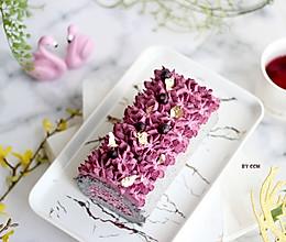 黑穗醋栗仙女蛋糕卷的做法