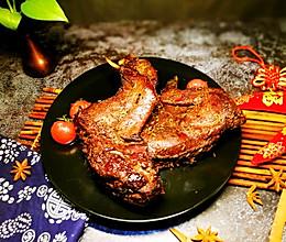 香烤兔肉的做法