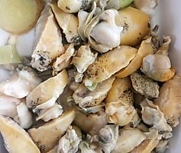 水煮大海螺的做法