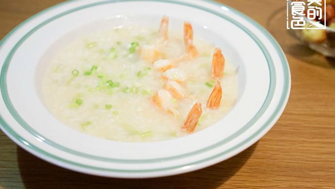 深夜食堂-鲜虾粥(电压力锅版)