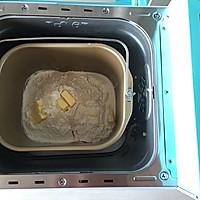 面包机版果干燕麦吐司#东菱Wifi云智能面包机#的做法图解1