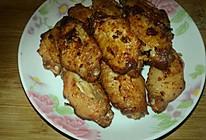 香煎奥尔良鸡翅的做法
