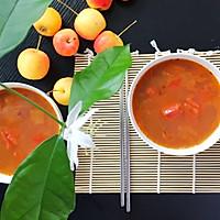 西红柿浓汤的做法图解10