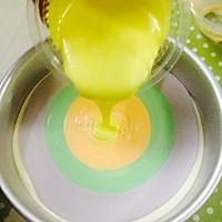彩虹蛋糕的做法图解6