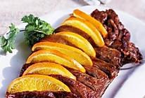 香橙烤鸭胸——烤箱食谱的做法