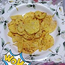 微波炉薯片(无油版)