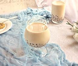 蜜豆奶茶 附蜜豆详细制作方子的做法